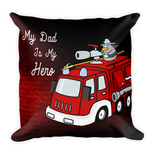 Pillow - Son of A FireMan Pillow