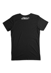 THE PRIVATE PSYCHEDELIC REEL BLACK T-SHIRT