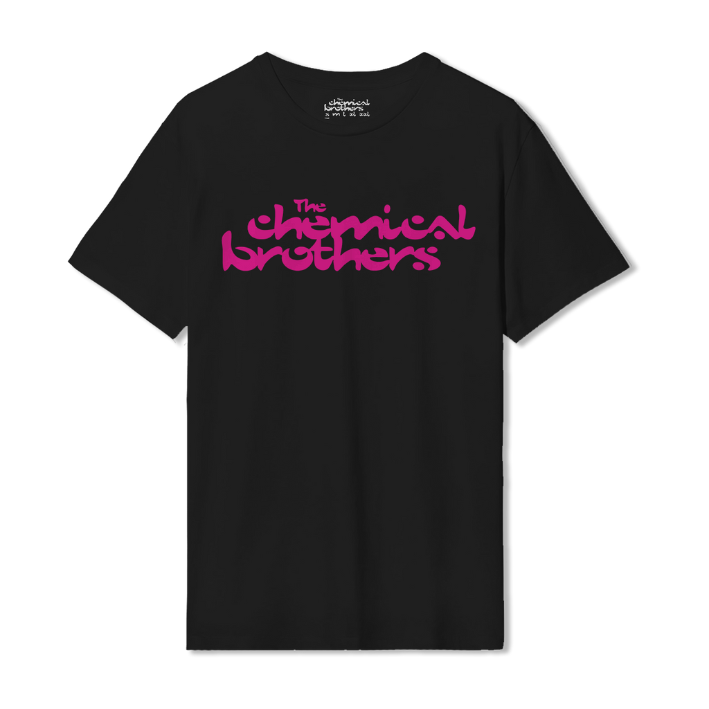 PINK LOGO T-SHIRT - THE DESIGN MUSEUM EDITION