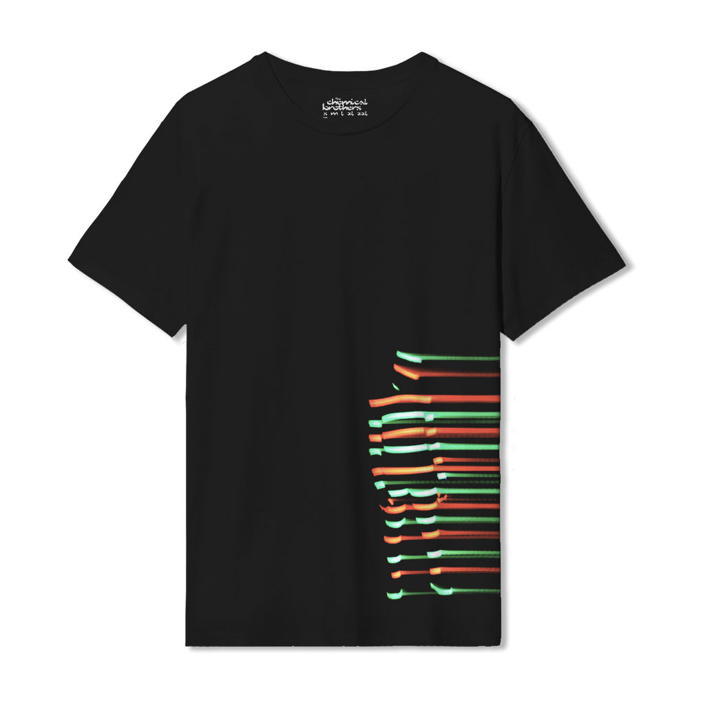 NEON LIGHTS T-SHIRT - THE DESIGN MUSEUM EDITION
