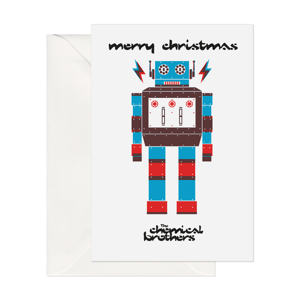 CHEMICAL CHRISTMAS GREETINGS CARDS (SET OF 6)