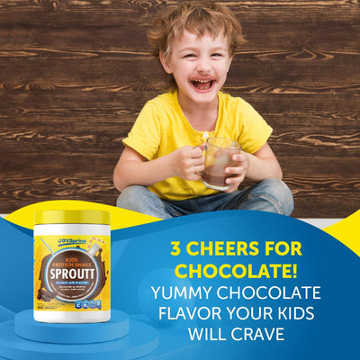 Sproutt Protein Drink for Kids