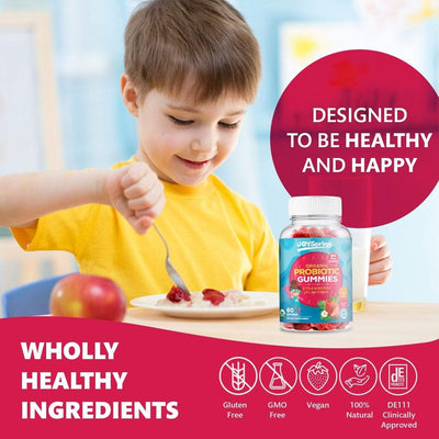 Probiotic Gummies for Kids