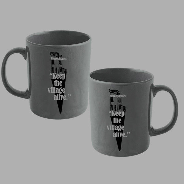 KEEP THE VILLAGE ALIVE MUG