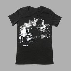 BLACK OCT-DEC 2015 GIRLS TOUR T-SHIRT