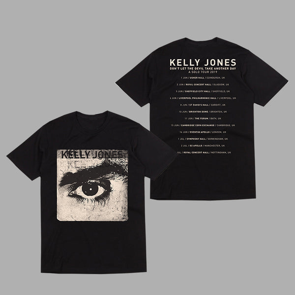 EYE TOUR 2019 BLACK T-SHIRT
