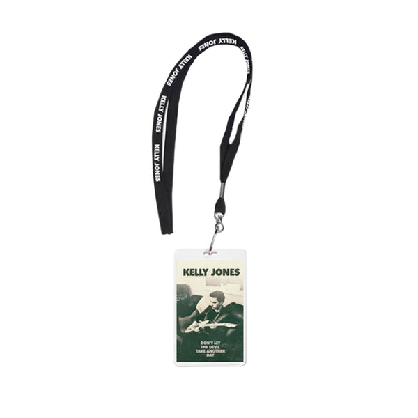 DEVIL ALBUM LAMINATE + LANYARD