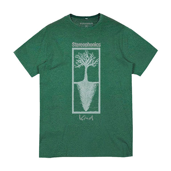 KIND TREE GREEN T-SHIRT