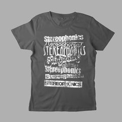 STEREOPHONICS WORLDWIDE TOUR TEE