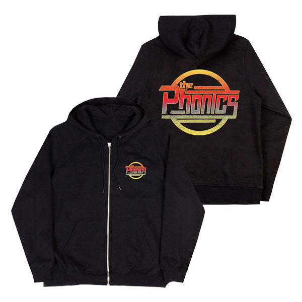 PHONICS ZIP HOODY