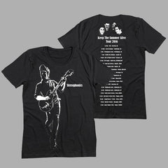 KTSA SUMMER TOUR MENS BLACK T-SHIRT