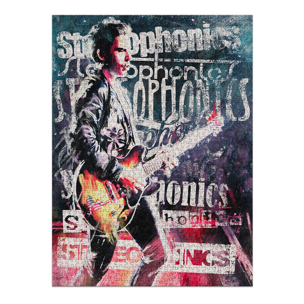 STEREOPHONICS 500 PIECE PUZZLE