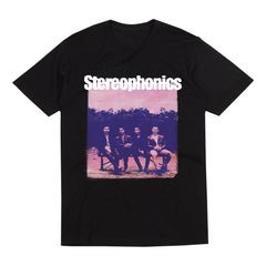 KIND 2020 TOUR BLACK T-SHIRT
