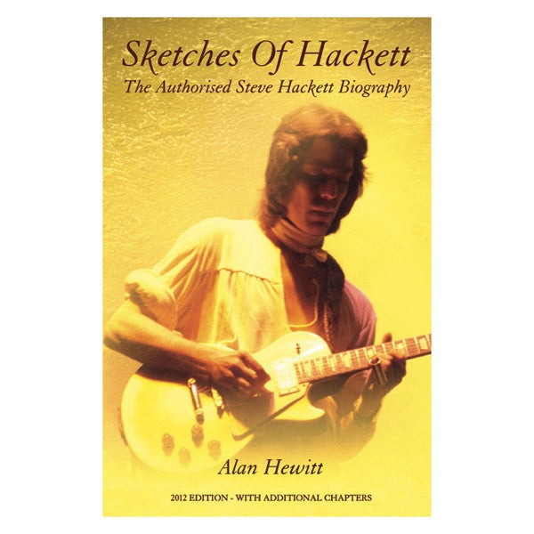Sketches of Hackett Book