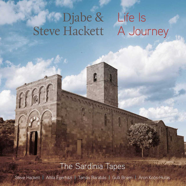 LIFE IS A JOURNEY - THE SARDINIA TAPES  CD/DVD