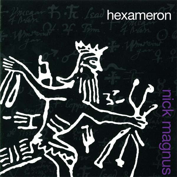 Nick Magnus - Hexameron CD