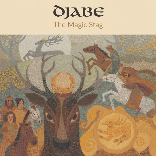 Djabe - The Magic Stag CD/DVD