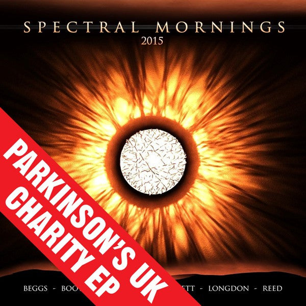 Spectral Morning 2015 CD
