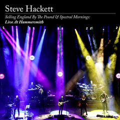 Live at Hammersmith 2019 - 2CD + DVD [NOT SIGNED]