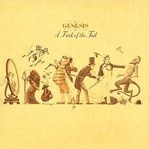 Genesis - A Trick Of The Tail (Signed)