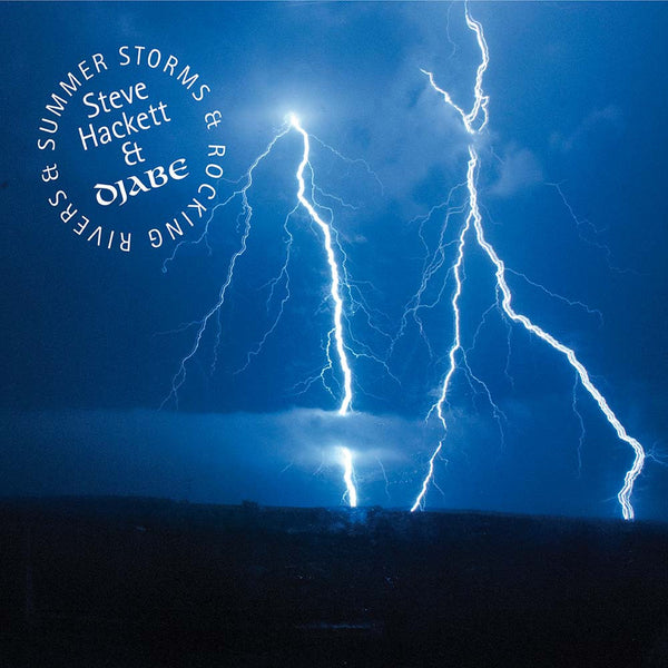 SUMMER STORMS AND ROCKING RIVERS CD/DVD
