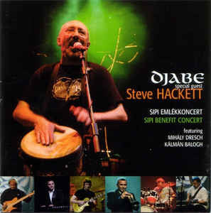Djabe - Sipi Benefit Concert CD