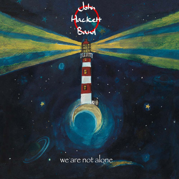 JOHN HACKETT - WE ARE NOT ALONE 2CD DELUXE EDITION