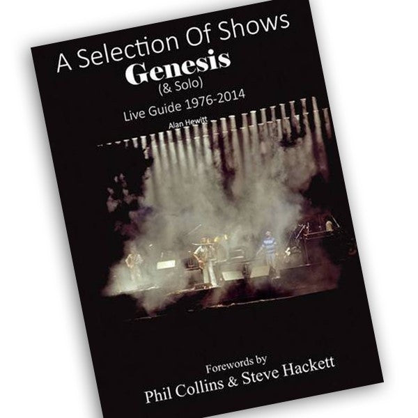 A Selection of Shows - Book