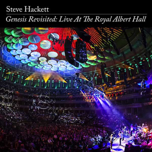 Live At The Royal Albert Hall - DVD + 2CD Digibook Edition