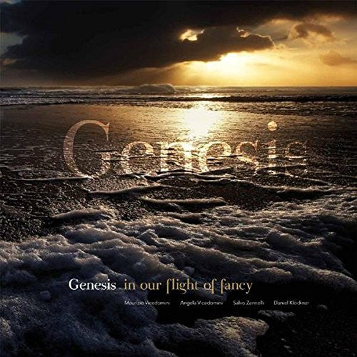 Genesis, In Our Flight of Fancy – Hard Back Book