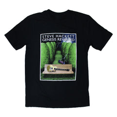 SELLING ENGLAND EUROPE BLACK T-SHIRT