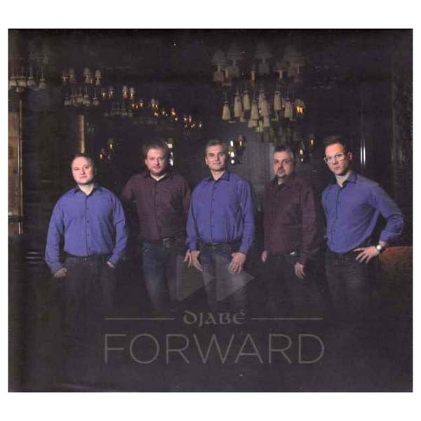 Djabe - Forward CD