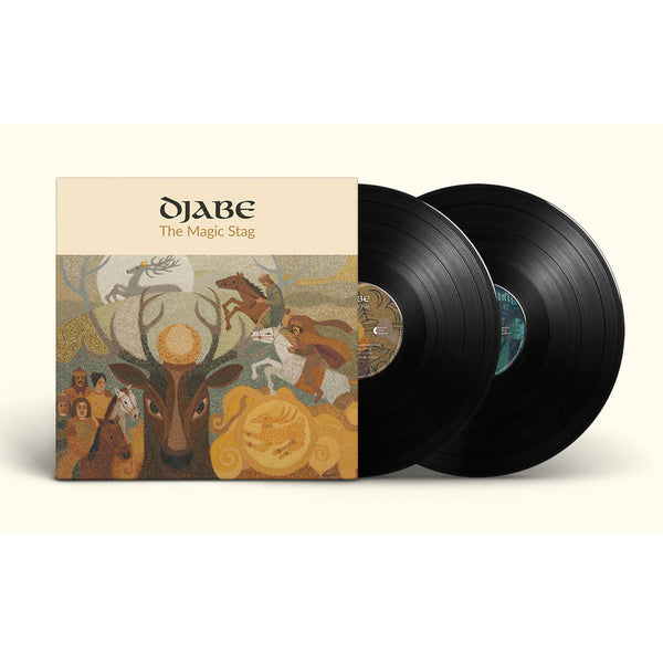 Djabe - The Magic Stag Double Vinyl