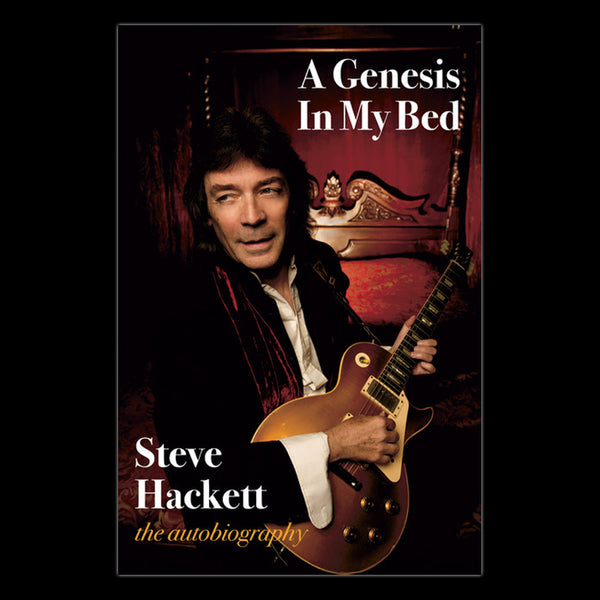 A Genesis In My Bed - Autobiography - SIGNED