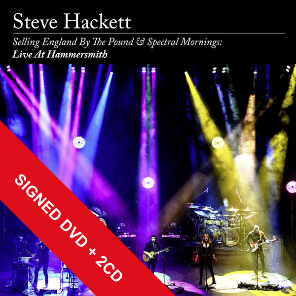 Live at Hammersmith 2019 - 2CD + DVD [Pre-Order]