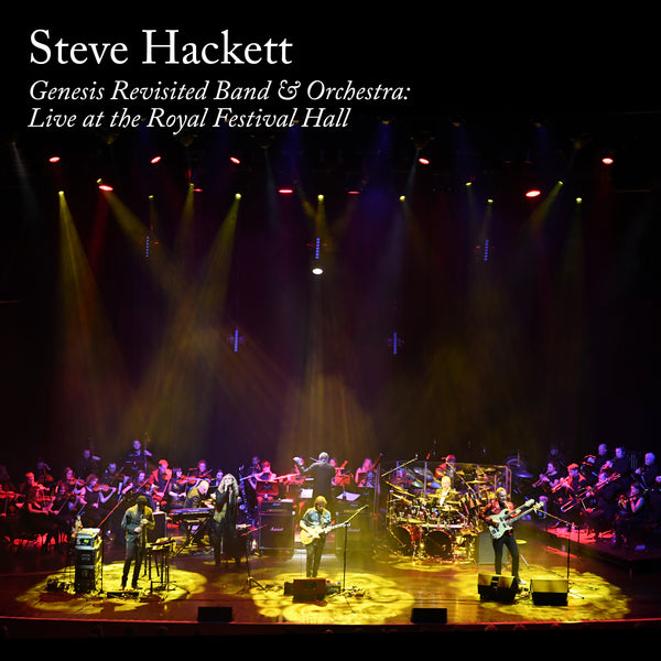 Genesis Revisited Band & Orchestra: Live at the Royal Festival Hall 2CD/Blu Ray