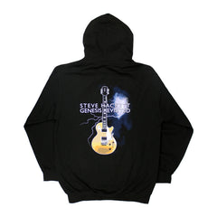 GUITAR BLACK HOODY