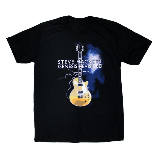 GUITAR UK 2019 BLACK T-SHIRT