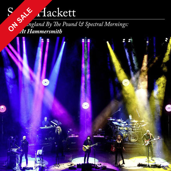 Live at Hammersmith 2019 - 2CD + DVD