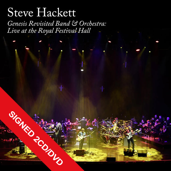 Genesis Revisited Band & Orchestra: Live at the Royal Festival Hall 2CD/DVD