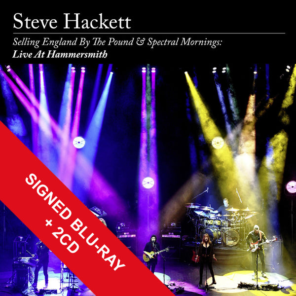 Live at Hammersmith 2019 - 2CD + Blu-ray [Pre-Order]