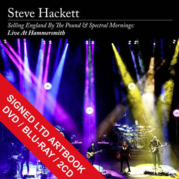 Live at Hammersmith 2019 - Artbook/2CD/BR/DVD