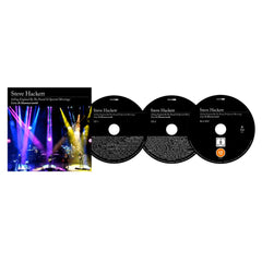 Live at Hammersmith 2019 - 2CD + Blu-ray [NOT SIGNED]