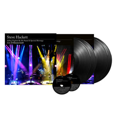 Live at Hammersmith 2019 - BLACK 4LP + 2CD