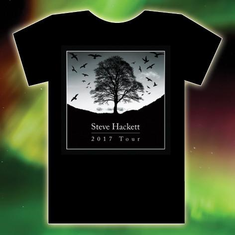 WIND & WUTHERING INSPIRED SUMMER 2017 TOUR T-SHIRT