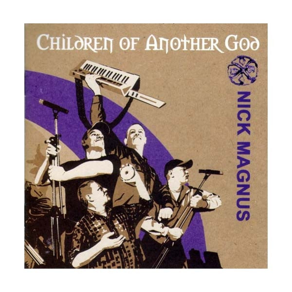 Nick Magnus - Children Of Another God CD