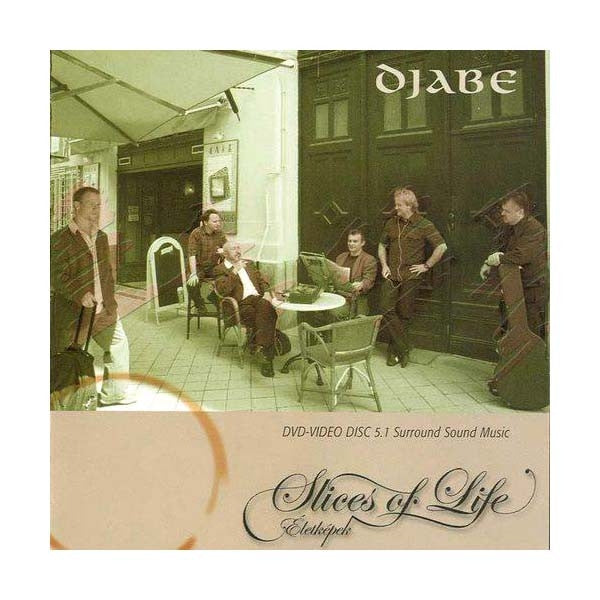 Djabe - Slices Of Life CD