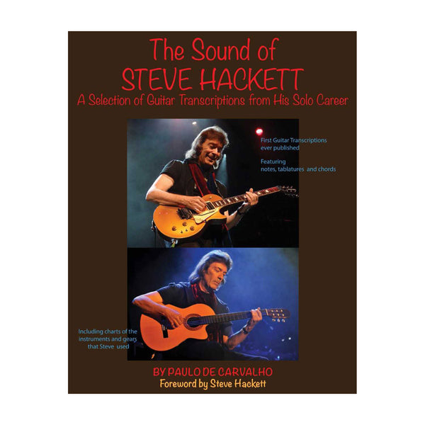 THE SOUND OF STEVE HACKETT