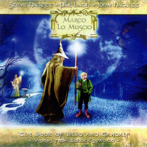 The Book Of Bilbo And Gandalf CD