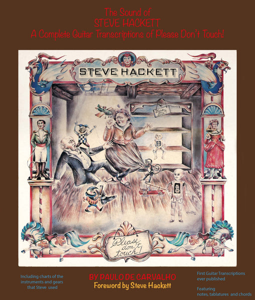 THE SOUND OF STEVE HACKETT VOL 2